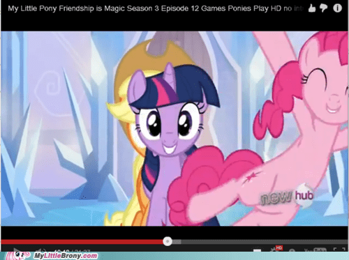 My Little Pony Friendship is Magic Season 3 Episode 11-12 mix HD