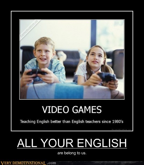 ALL YOUR ENGLISH