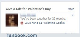 Facebook: Breaking New Ground in Romance Since Never