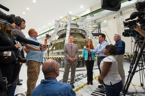 NASA's Orion Multi-Purpose Crew Vehicle
