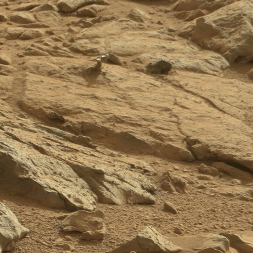 What's That Thing on the Martian Rock?