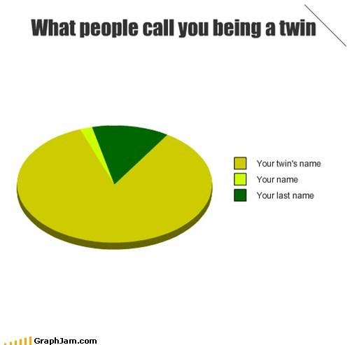 twins,Pie Chart
