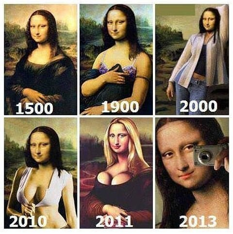 Mona, Put the Camera Down