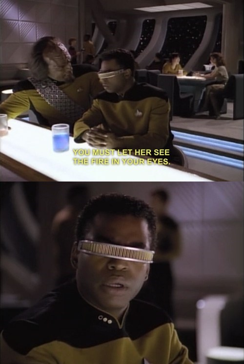 Klingons Have Never Been Known for Their Sensitivity