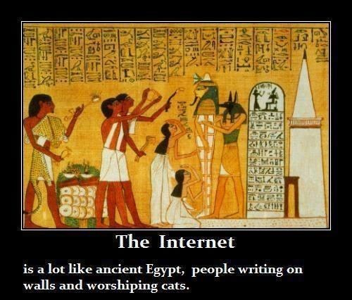 Classic: The Ancient Internet