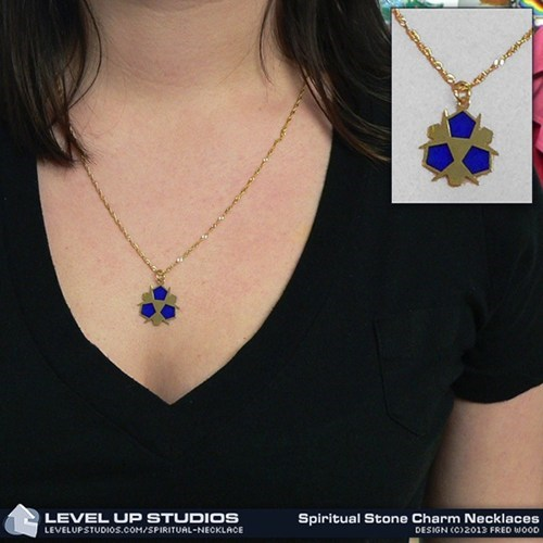 necklaces,zoras-sapphire,legend of zelda,Jewelry