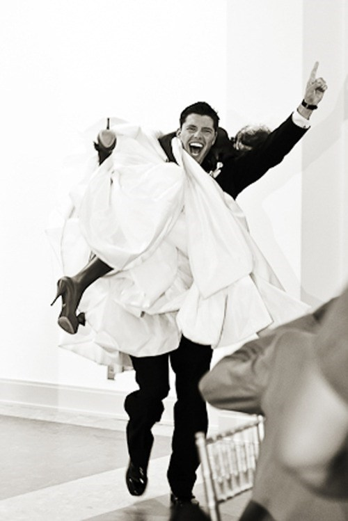 OMG He Stole the Bride! After Him!