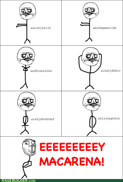 Do the Macarena!