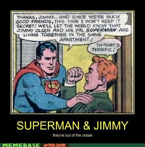 Jimmy Olsen Dates WAY Above His Station