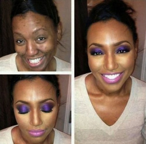 makeup,Before And After,eyeshadow