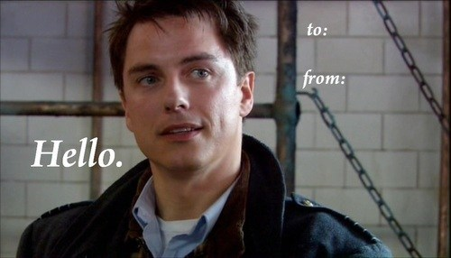 Jack Harkness,doctor who,Valentines day