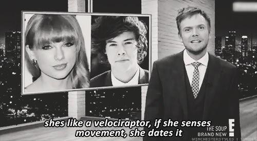 Taylor Loves Her Dating