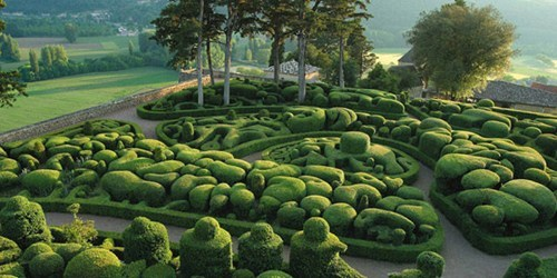 The Marqueyssac Gardens