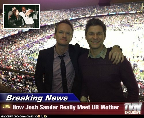 Breaking News - How Josh Sander Really Meet UR Mother