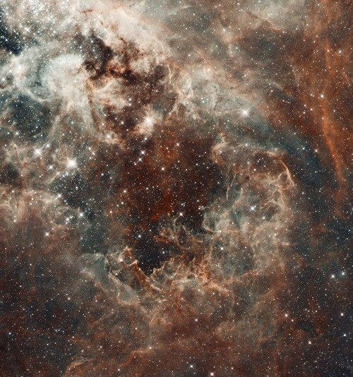 The Beauty the Hubble Has Given Us