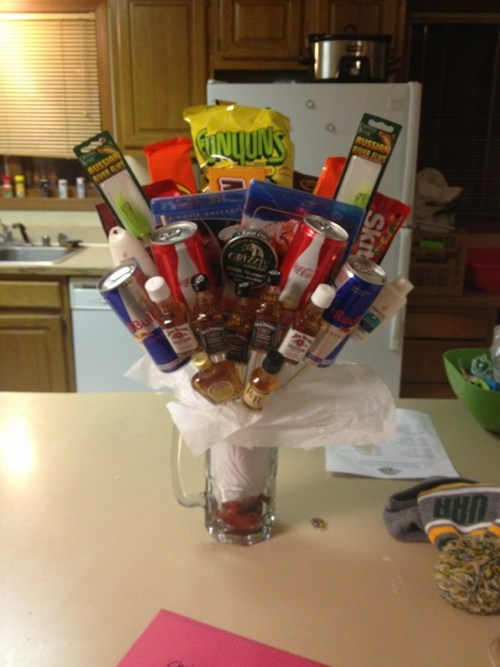 Holiday Spirit of the Day: Broquet for Your Boyfriend