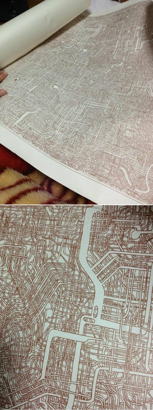 This Collection of Lines is Actually The Most Complicated Maze You've Seen