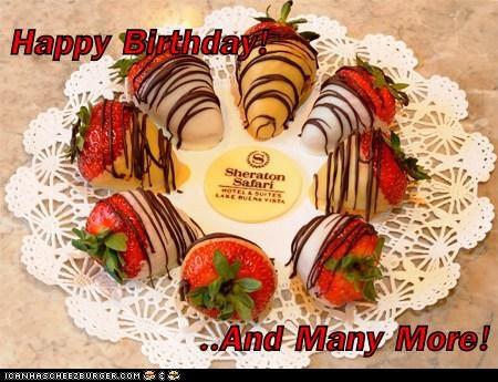 Happy Birthday!  ..And Many More!