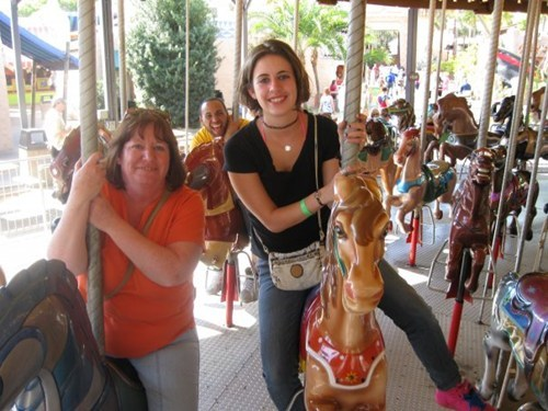 disney,carousel