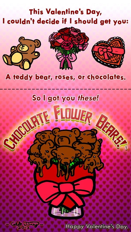 The Ultimate Indecisive Valentine's Day Gift!