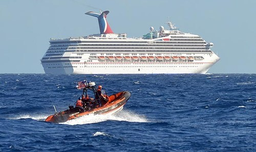 People are S**tting in Bags on Stranded Cruise Ship