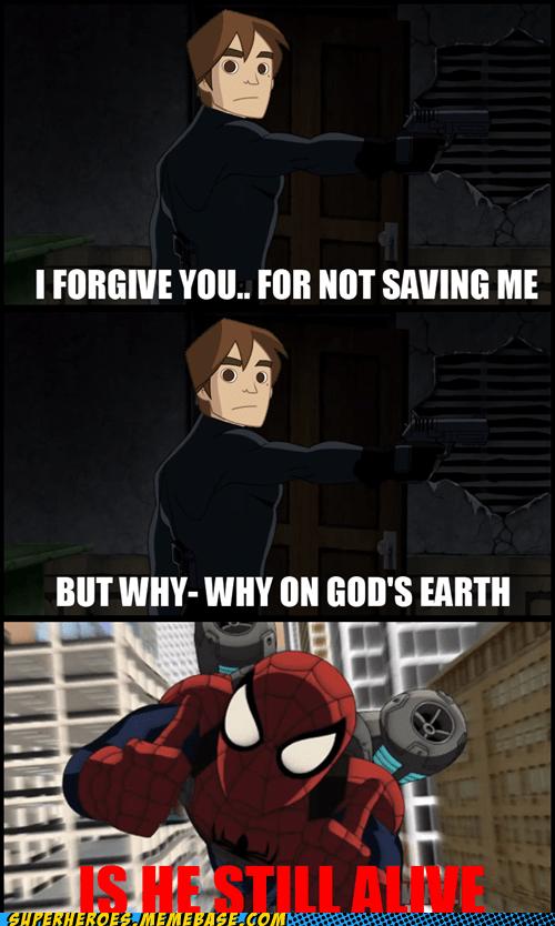 Spectacular Spiderman > Ultimate Spiderman