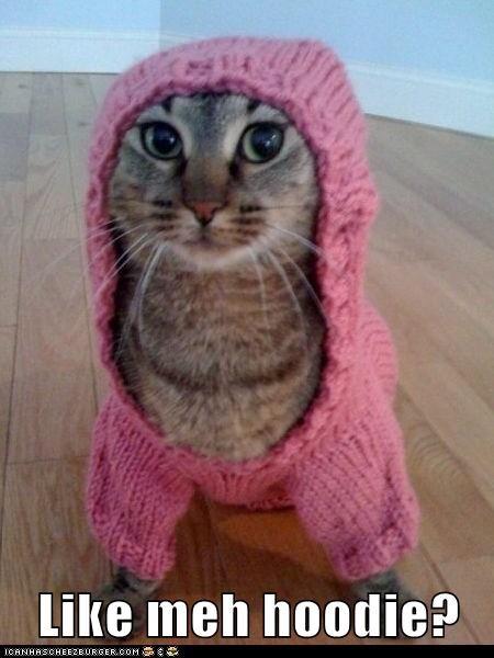 Like meh hoodie?