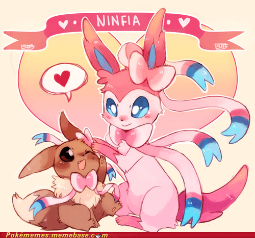 Because we can never have enough ninfia art