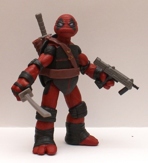 Teenage Mutant Ninja Deadpool