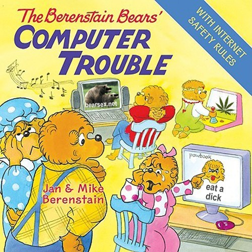 This Recent Edition of 'The Berenstain Bears' Reflects its Times