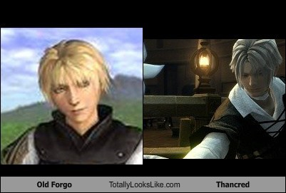 Old Forgo Totally Looks Like Thancred