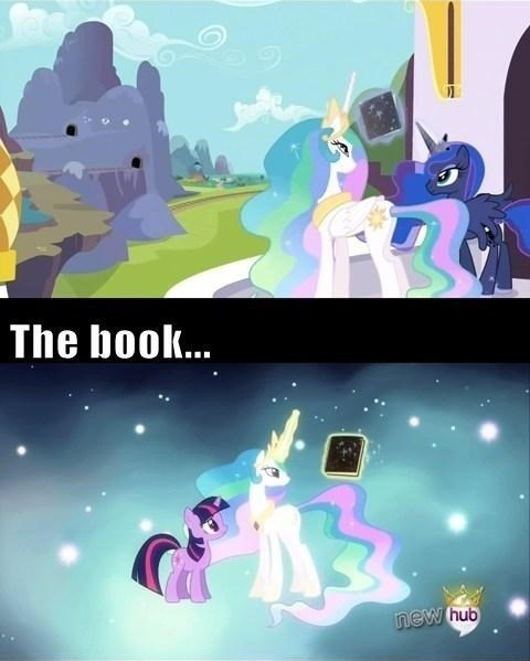 The Book Makes Sense Now! OMGWTFBBQLOLROFLCMAO