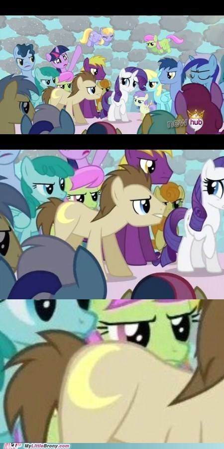 What is Doctor Whooves' New Destiny?