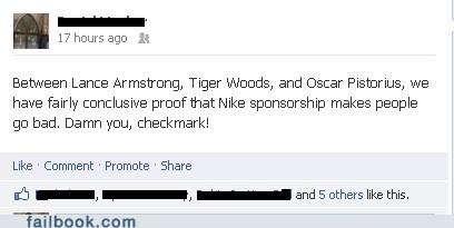 Nike Ruins Lives