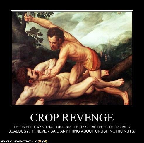 CROP REVENGE