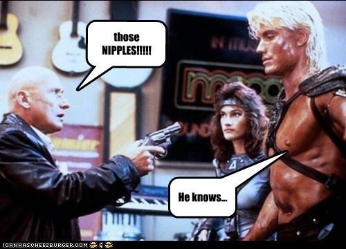 those NIPPLES!!!!!