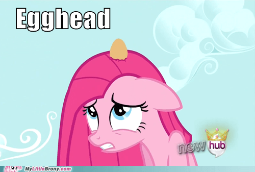 Pinkie Should Have Switched Cutie Marks With Rainbow Dash