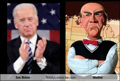 Joe Biden Totally Looks Like Walter