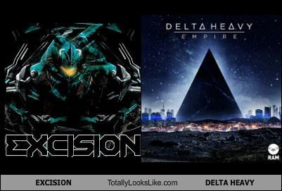 EXCISION Totally Looks Like DELTA HEAVY