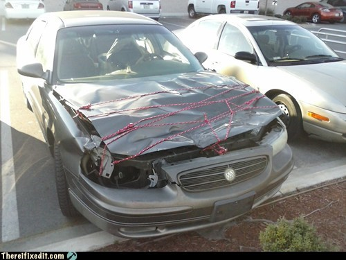 fender bender,rental car,car accident,vacation