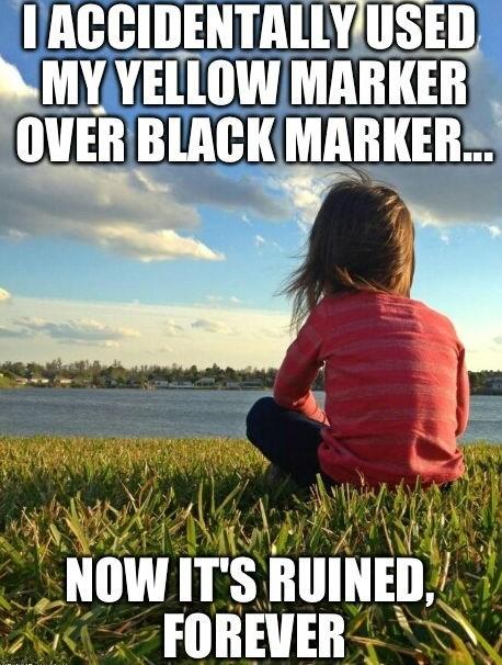 Once You Go Black, You Never Go Back