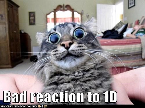 Bad reaction to 1D