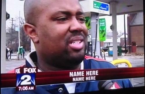 news,you had one job,report,name
