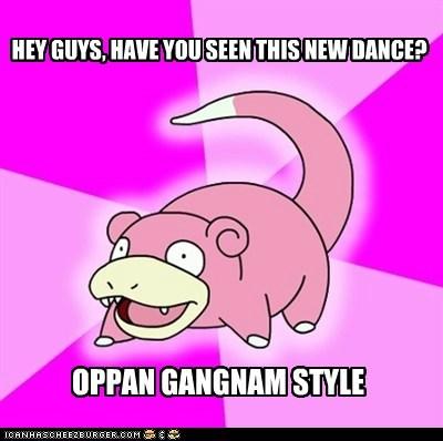 Gangnam shake