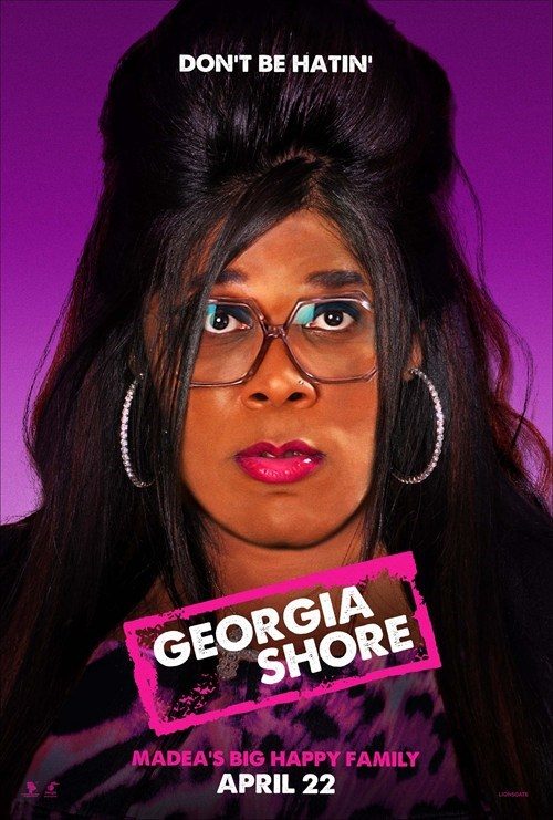 Madea... as Snookie