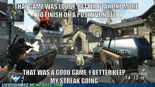 Why You Can Never Stop Playing Multiplayer