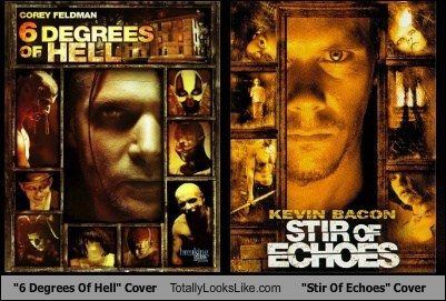 """6 Degrees Of Hell"" Cover Totally Looks Like ""Stir Of Echoes"" Cover"