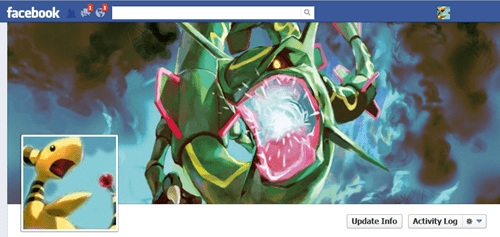 Having a Little Fun With Your Facebook Cover