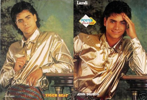 This Outfit is Gonna Cost John Stamos a Point in My Book