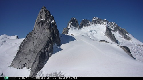 The Bugaboos, British Columbia